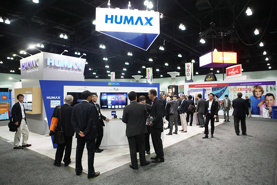 NET Servicos Selects Humax HD Cable Set-top Boxes and Residential Gateway for Next Generation TV Services – April 29, 2014