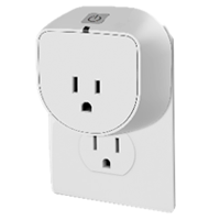 Smart plug with metering (US Type)
