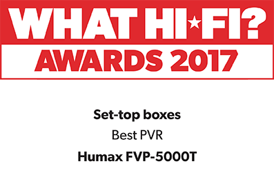 What Hi-Fi Humax FVP-5000T