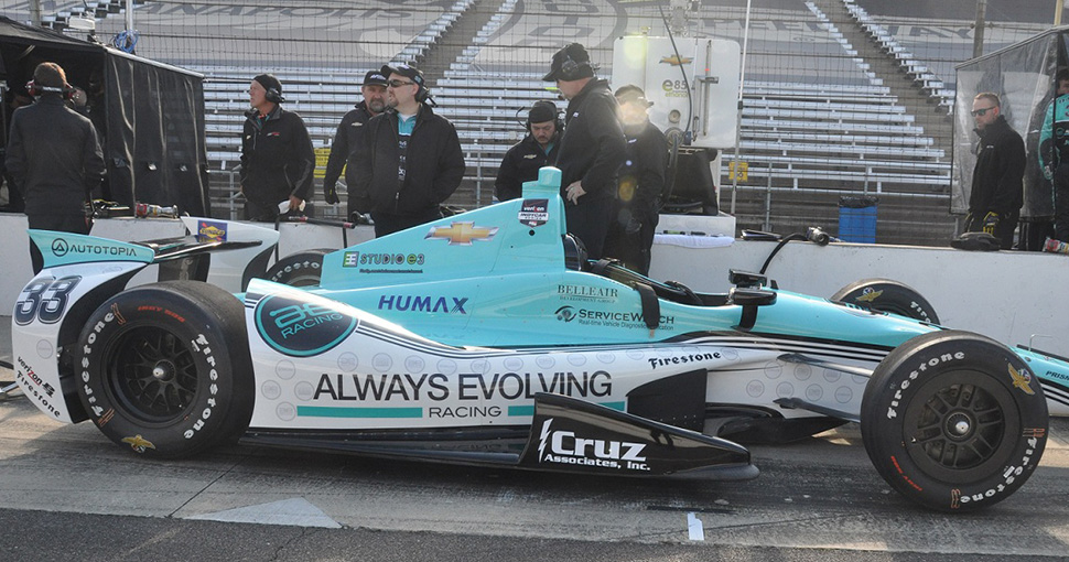 Indianapolis 500 – Davison's car has also added several associate sponsors, including Humax, Studio e3 and feature film – May 16, 2014