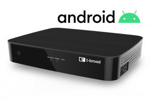 Humax Android TV OS Set Top Box
